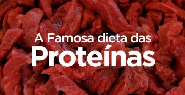 dieta proteina