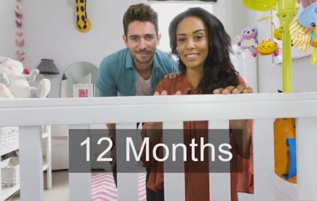 Visão aos 12 meses